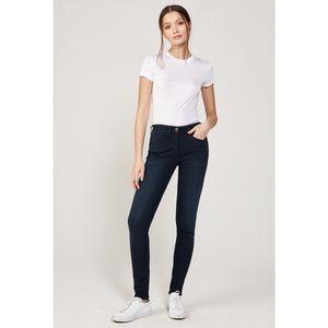 3x1 W3 High Rise Channel Seam Skinny Jeans $235